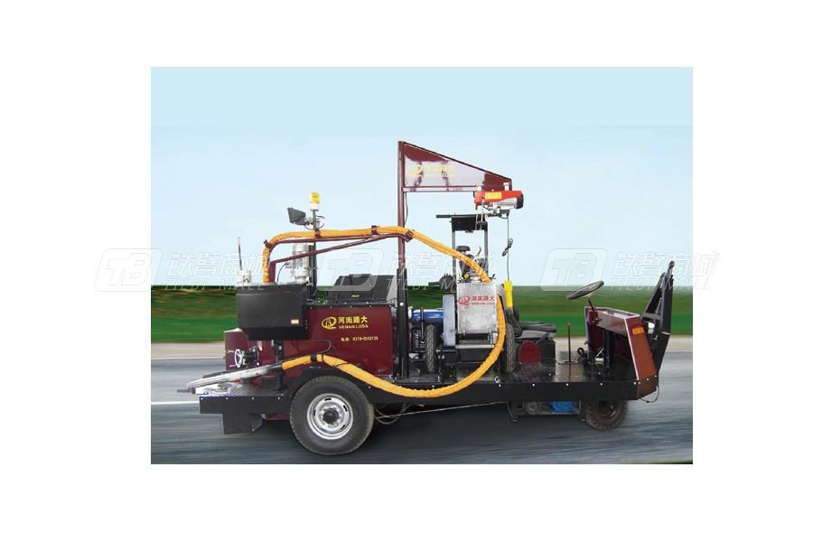 新公LD-Q650D牵引式路面开槽灌缝机