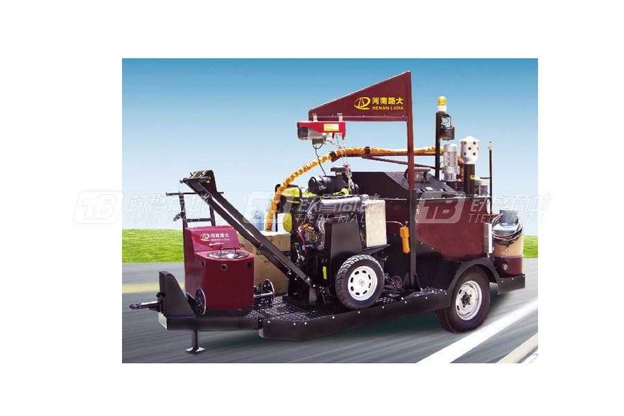 新公LD-Q400D牵引式路面开槽灌缝机