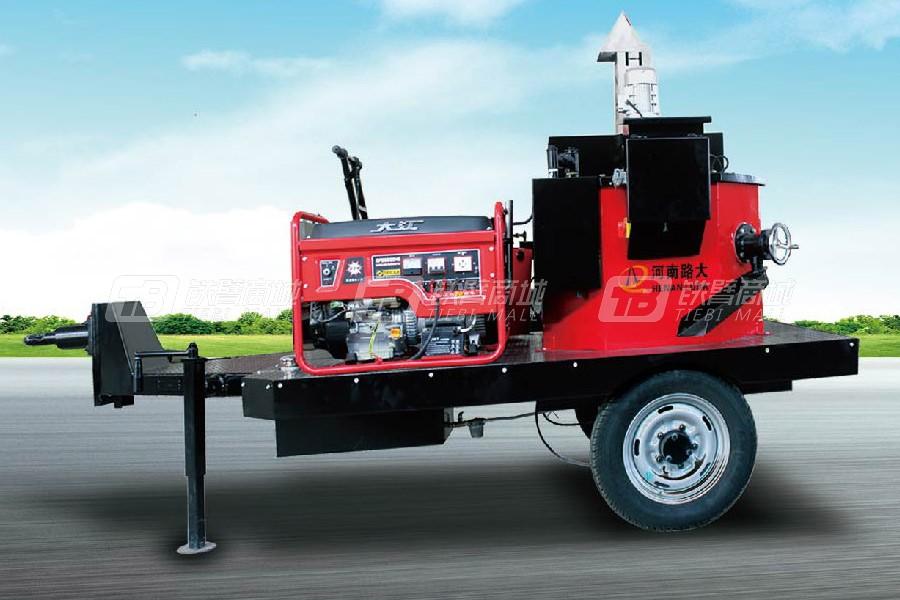 新公LD-Q400DR牵引式路面灌缝机