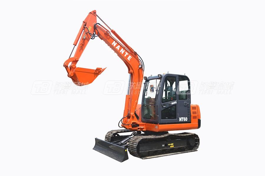 南特NT60履带挖掘机