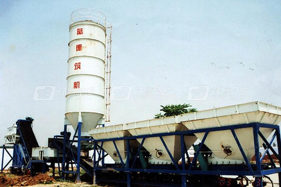 陆德筑机WCB300B稳定土厂拌设备