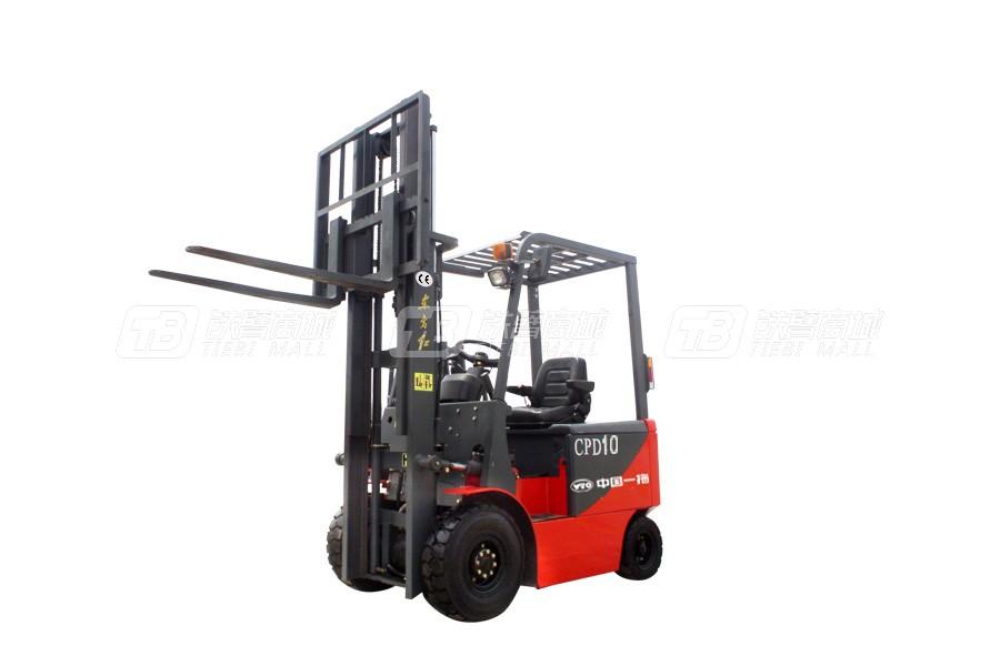 东方红CPD10电动平衡重式叉车