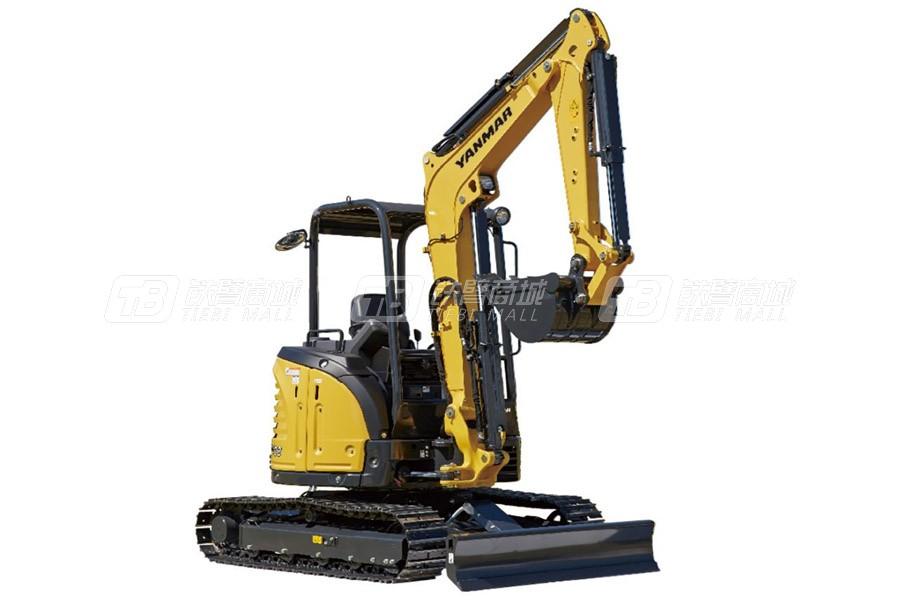 洋马ViO33-6B履带挖掘机