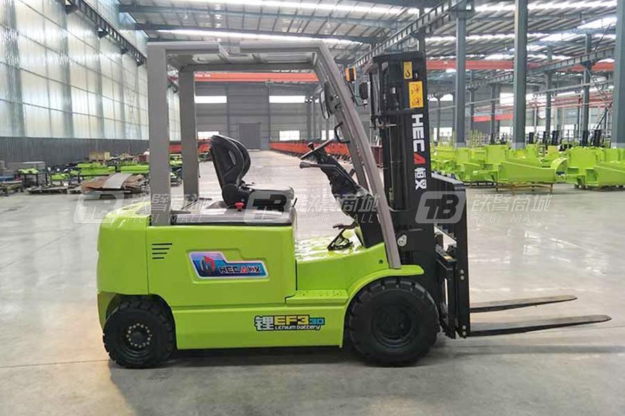 恒叉EF330锂电池电动叉车