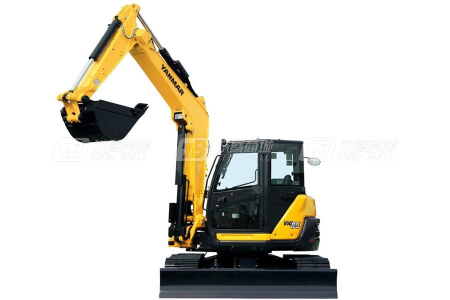 洋马ViO85履带挖掘机