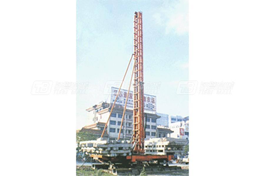 东达桩工YZYD200型锚杆式液压静力压桩机
