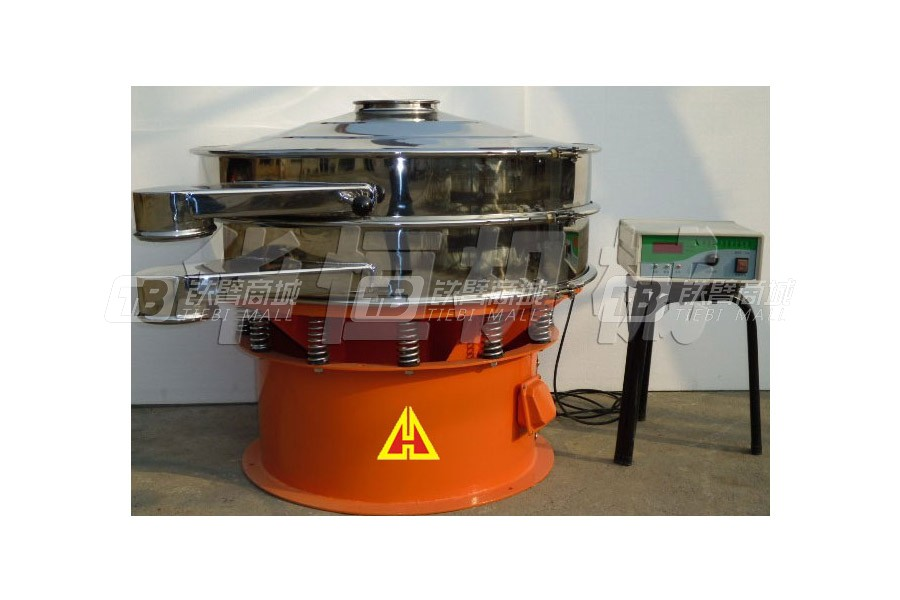 华恒超声波振动筛分机