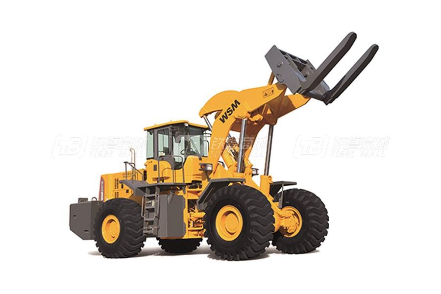 威盛WSM975T33轮式叉装车