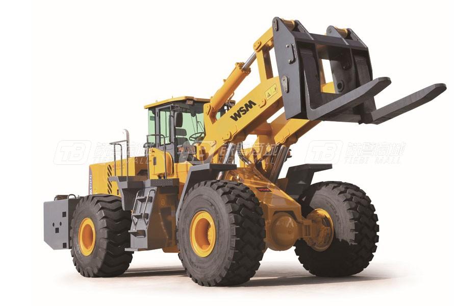 威盛WSM972T28轮式叉装车