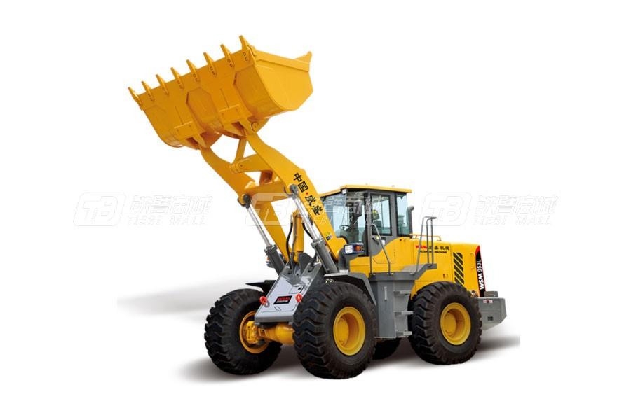 威盛WSM953L轮式装载机
