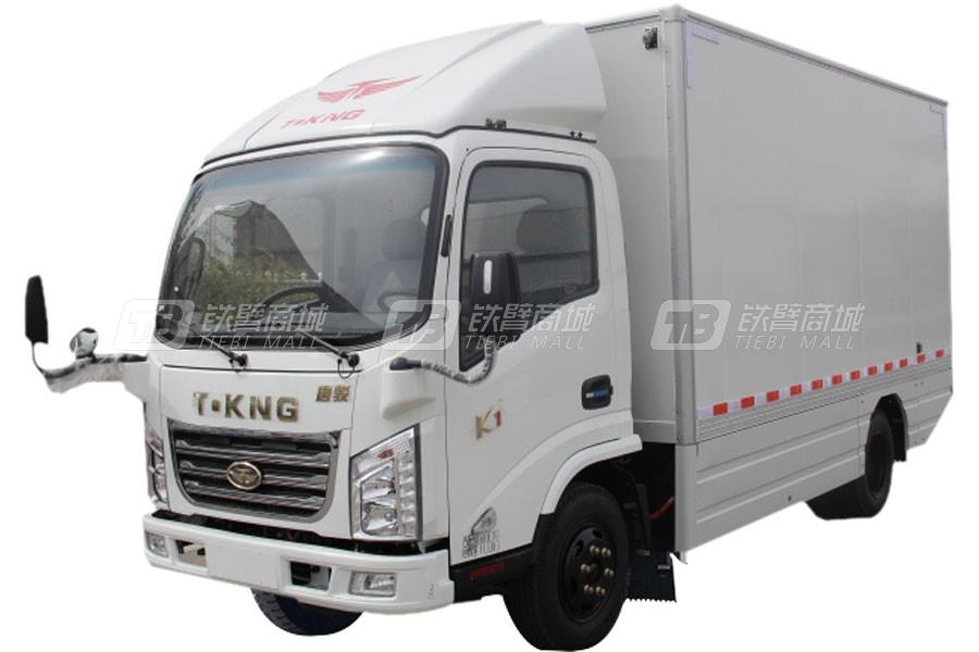 唐骏欧铃k1电动普通载货车