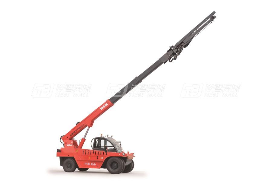 威盛WSM1100伸缩臂叉装车