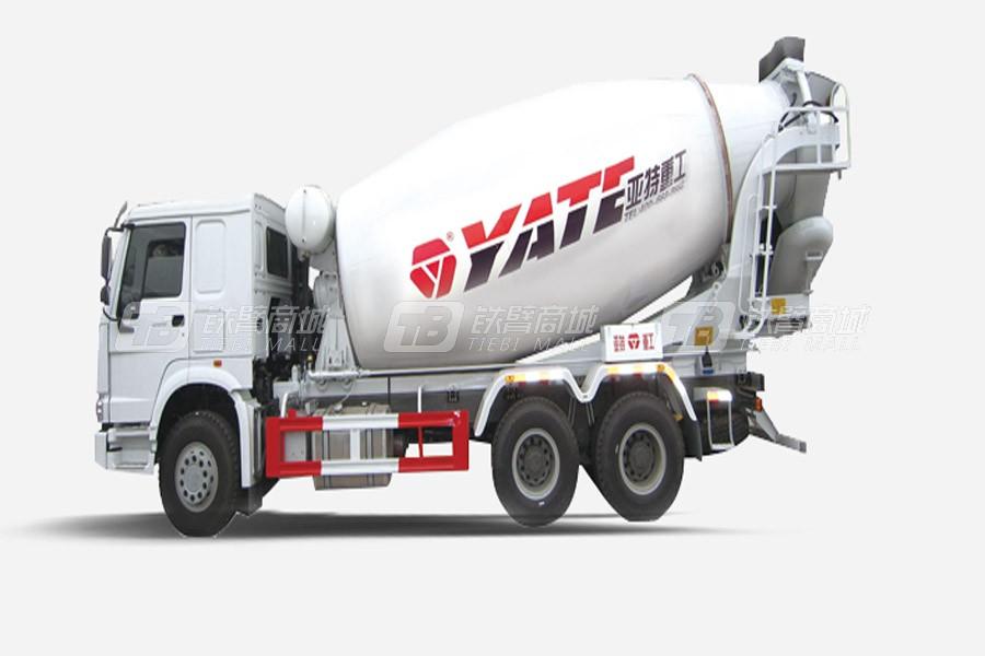 亚特重工TZ5257GJBZC4E1-285混凝土搅拌运输车