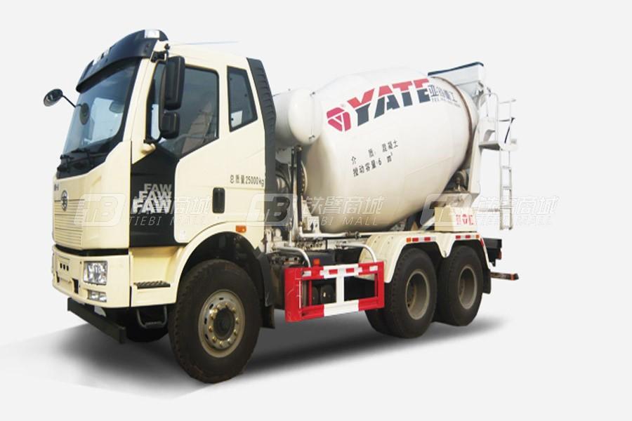 亚特重工TZ5250GJBCEAE-288混凝土搅拌运输车