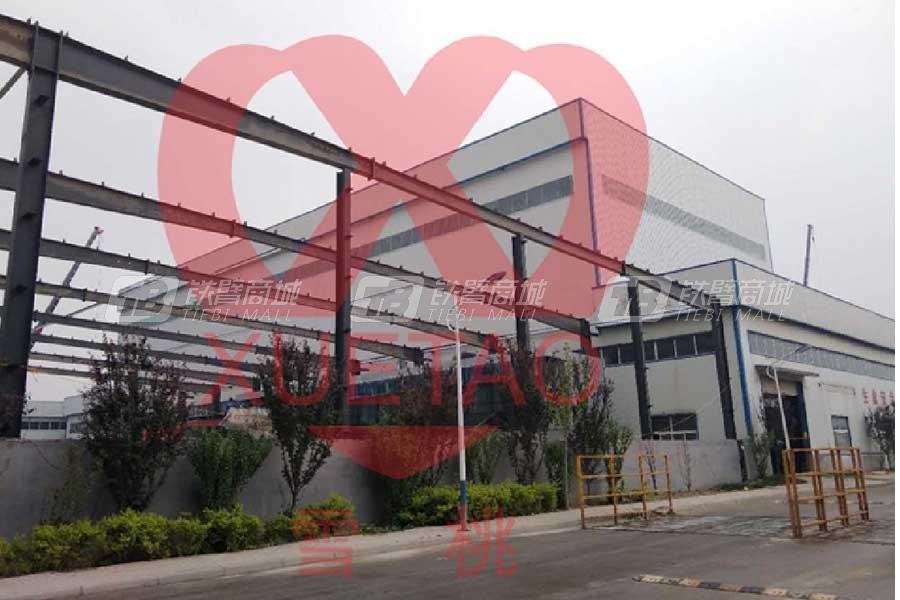 无锡雪桃IH·AMP280室内环保型沥青混合料生产线