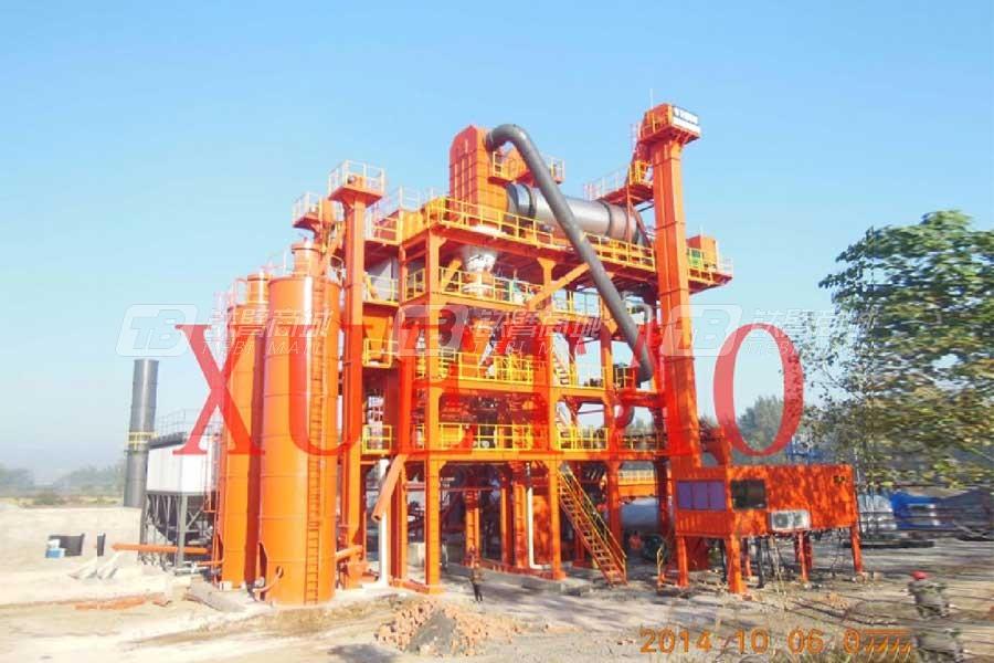 无锡雪桃PRD1500沥青混合料热再生搅拌设备