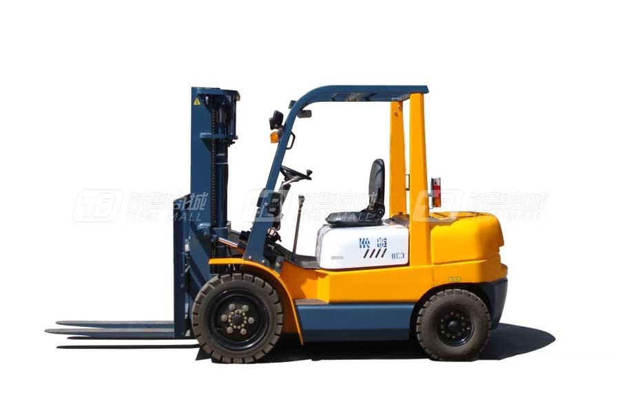 万力叉车CPC30内燃平衡重叉车