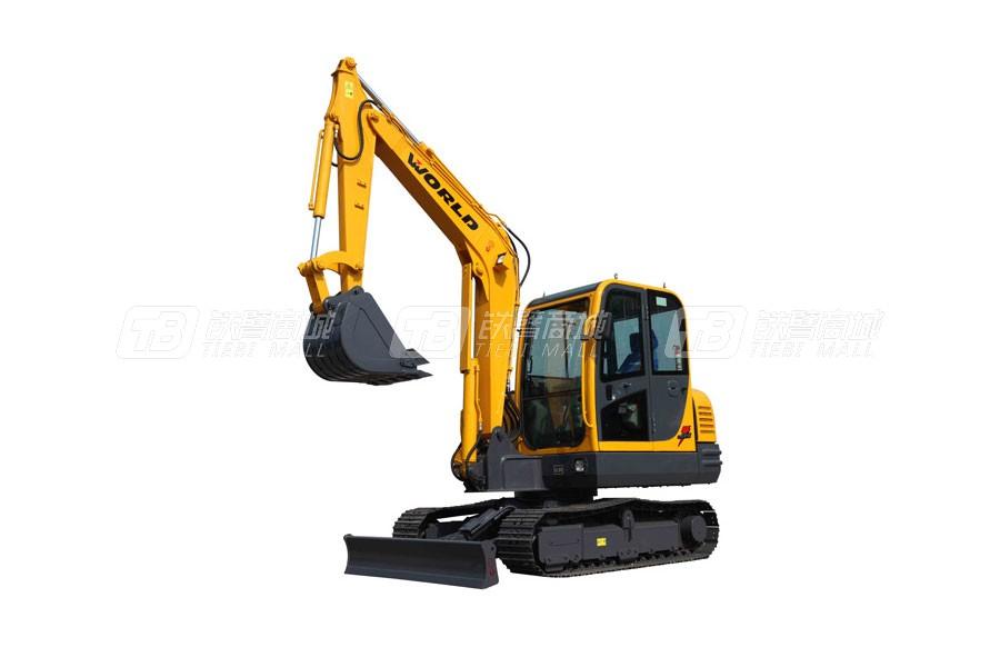 沃得重工W265-8挖掘机