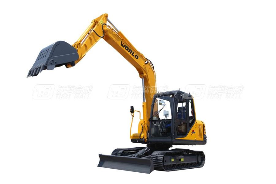 沃得重工W285-8挖掘机
