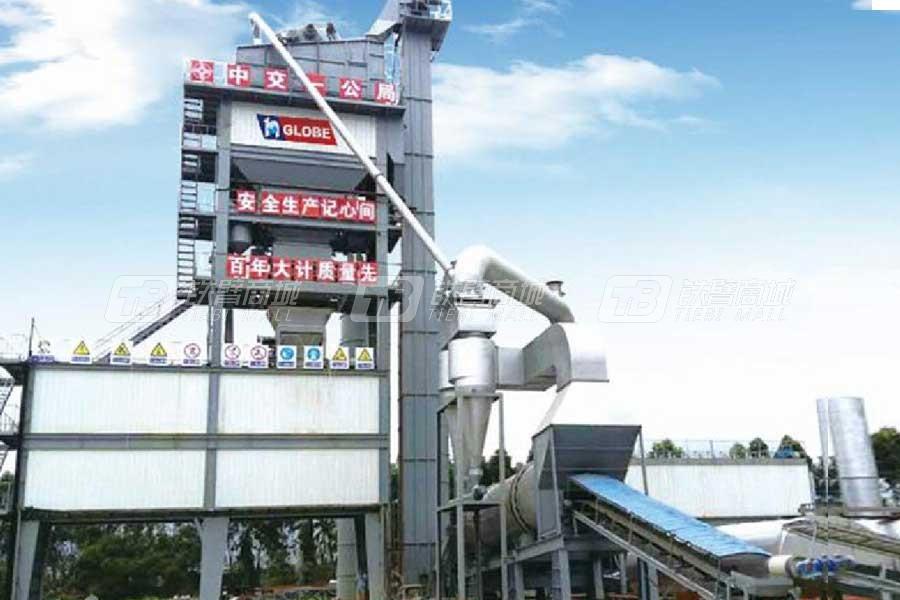 环球QLB-5000沥青混合料搅拌机械设备