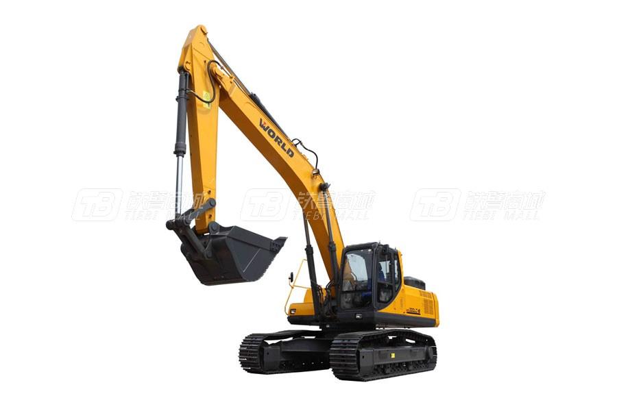 沃得重工W2330LC-8挖掘机