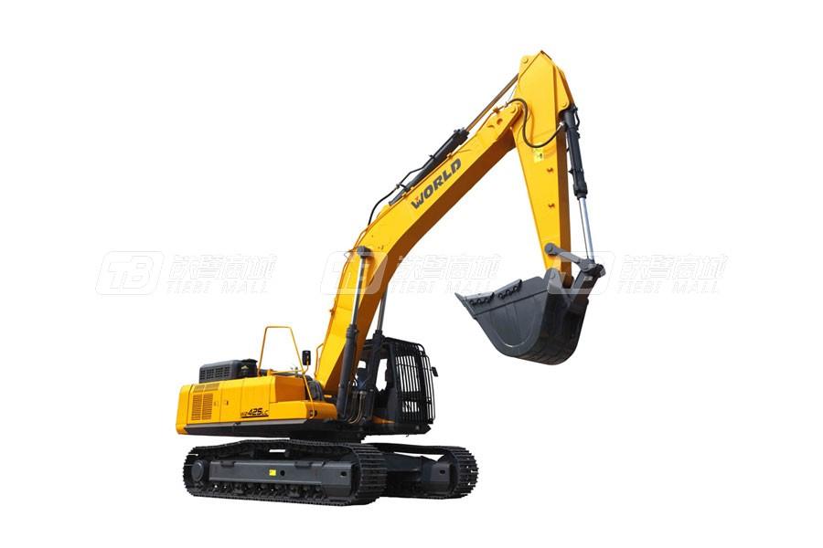 沃得重工W2425LC-8挖掘机