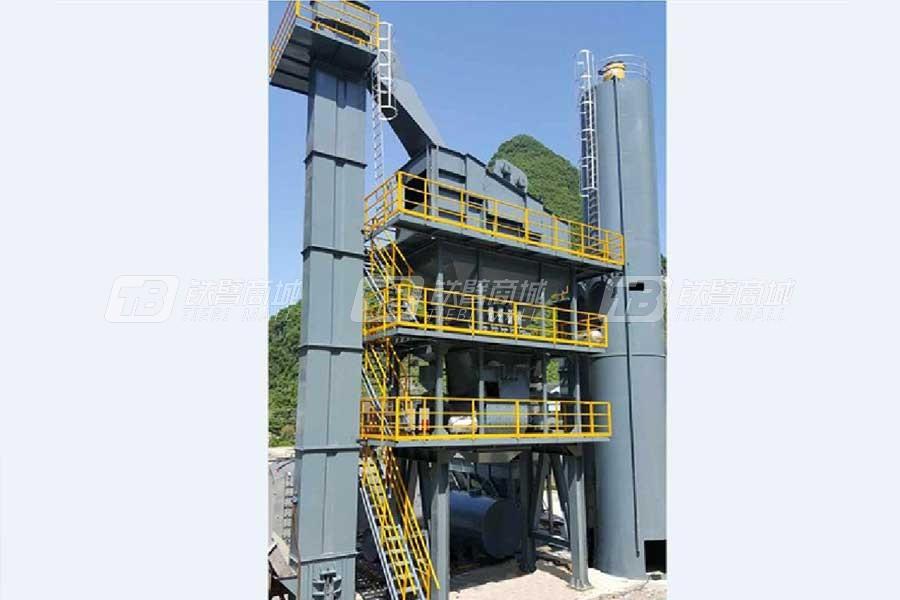 环球QLB-2000沥青混合料搅拌机械设备