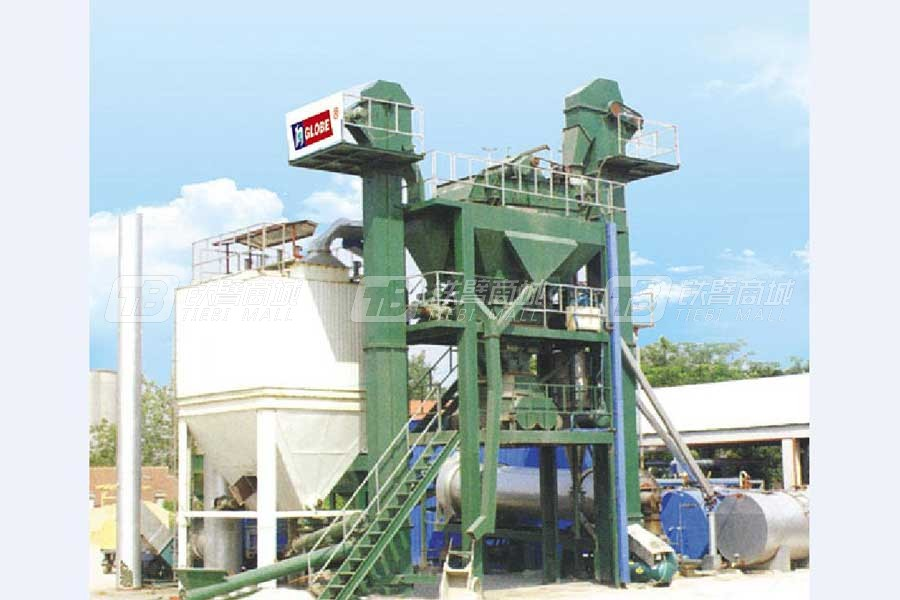环球QLB-1000沥青混合料搅拌机械设备
