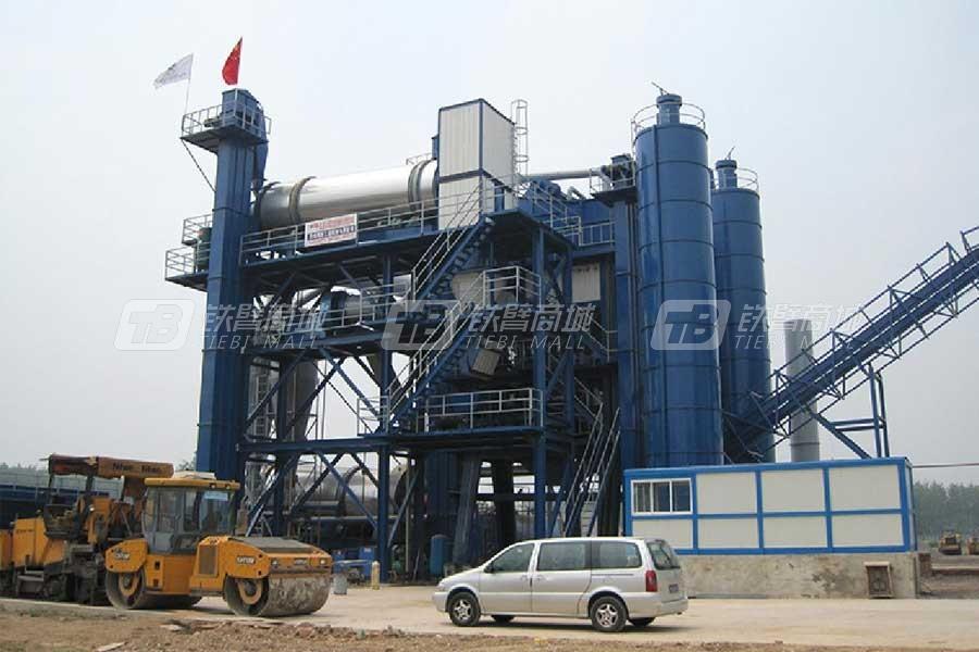环球RLB160沥青热再生设备