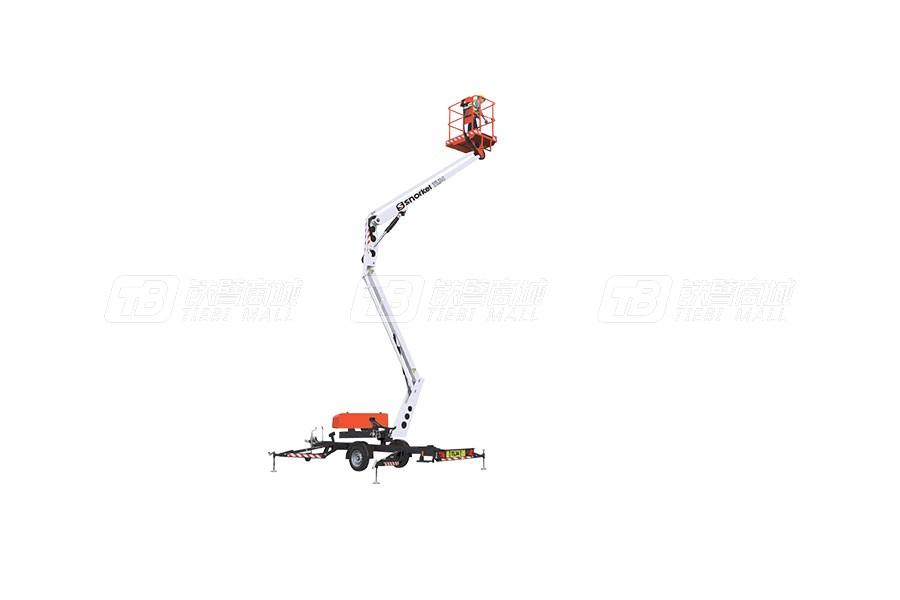 普雷斯特TL34拖车式高空作业平台
