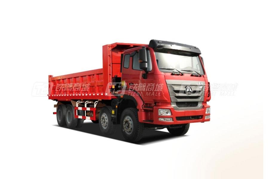 中国重汽豪瀚J7B8×4 自卸车 (5版)