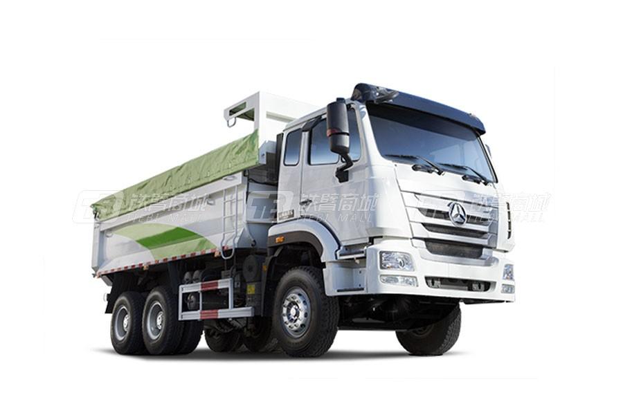 中国重汽豪瀚J5G6×4 自卸车 (5版)