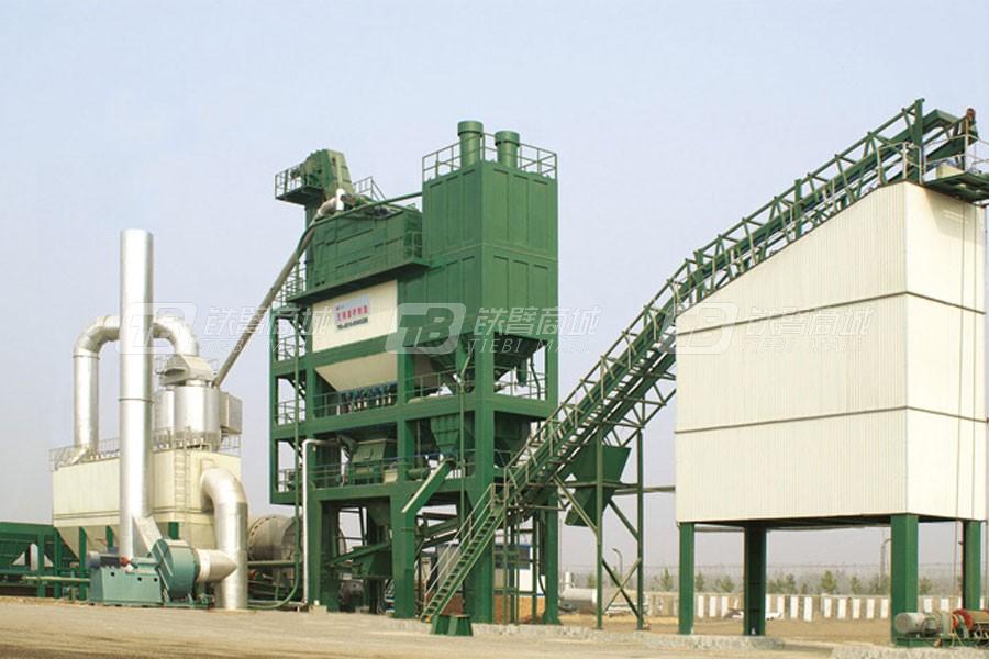 华庄道桥LB-5000沥青混合料搅拌成套设备