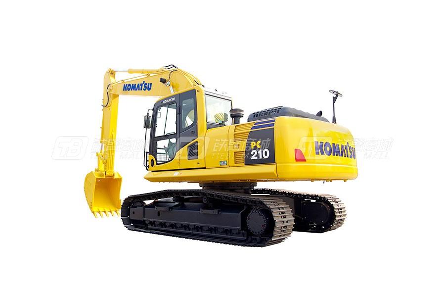 小松PC210-8M0新矿山型挖掘机