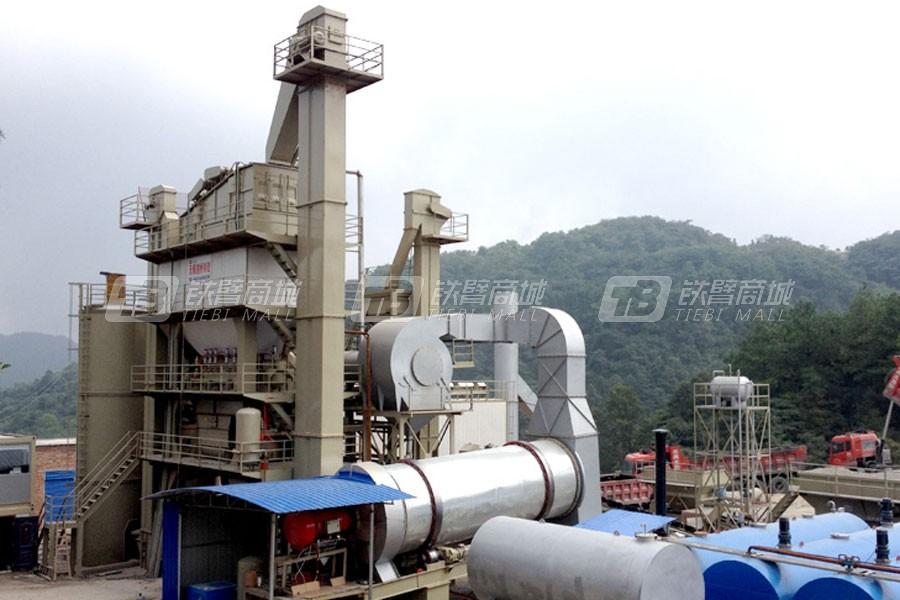 华庄道桥LB-3000沥青混合料搅拌成套