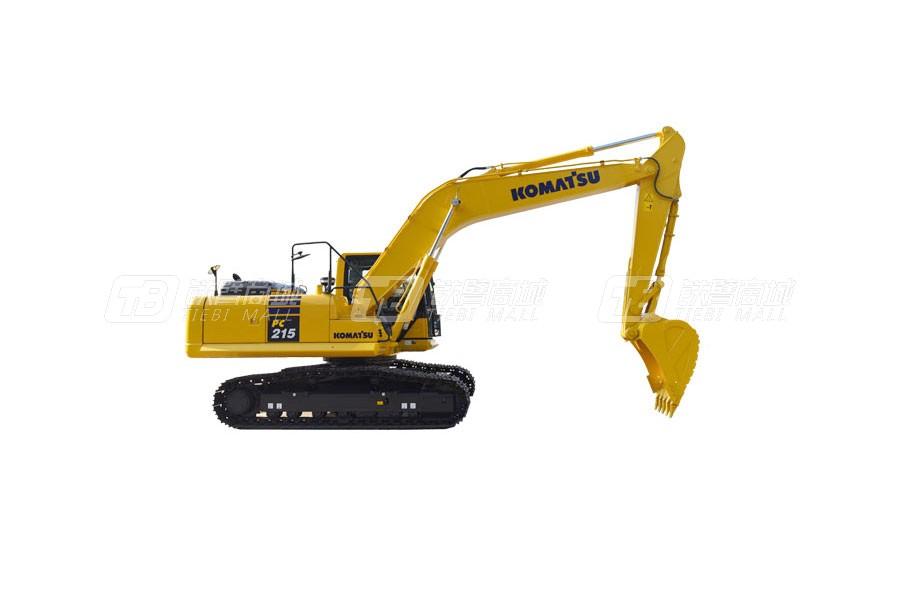 小松PC215-10M0挖掘机怎么样?