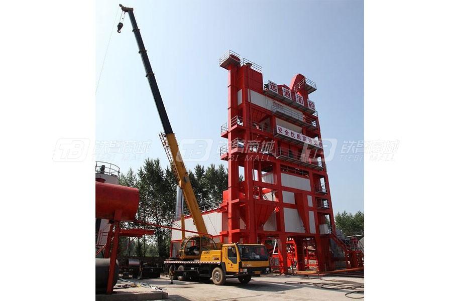 华庄道桥LB-4000下置式沥青混合料搅拌成套设备