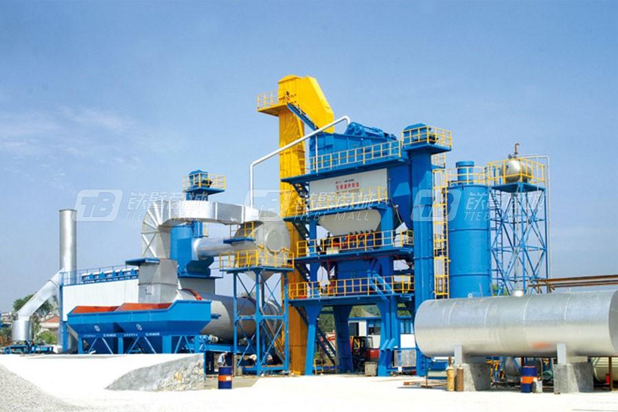 华庄道桥LB-2500沥青混合料搅拌成套设备
