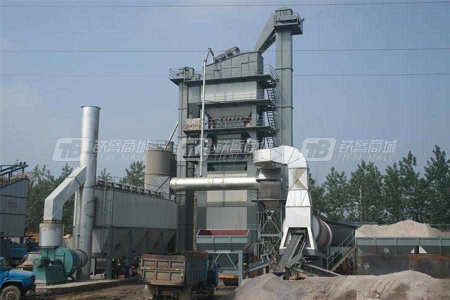 华庄道桥LB-2000下置式沥青混合料搅拌成套设备