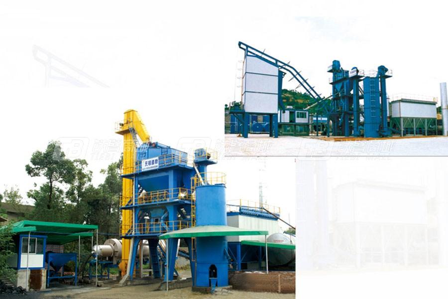 华庄道桥LB-1500沥青混合料搅拌成套设备