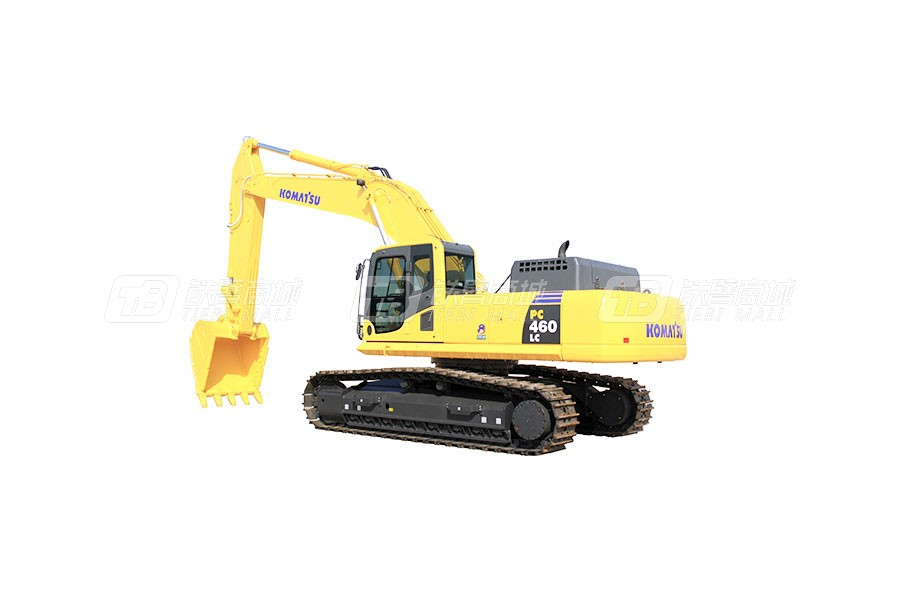 小松PC460LC-8液压挖掘机