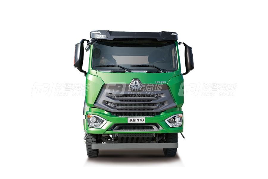 中国重汽豪瀚N7G6×4自卸车