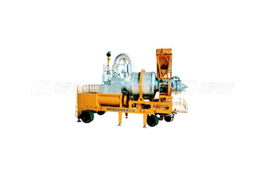 南侨QLB-40移动式沥青混凝土搅拌设备