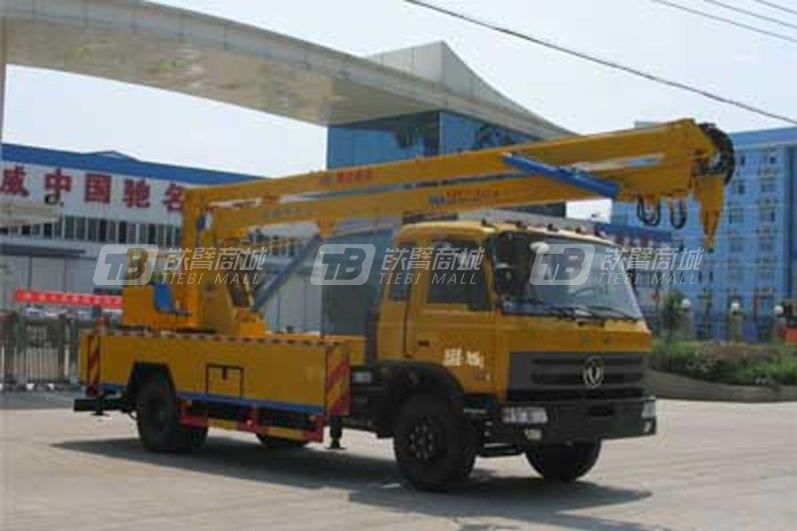 程力专汽CLW5101JGKE5国五东风153高空作业车