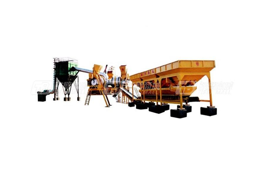 南侨QLBM-50强制模块式沥青混凝土搅拌设备