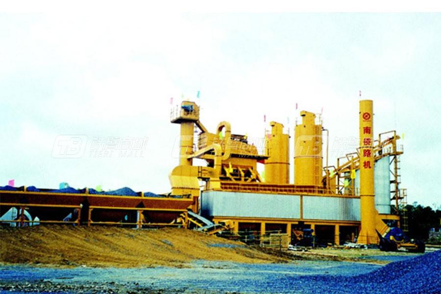 南侨 QLB-4000环保节能型沥青搅拌设备