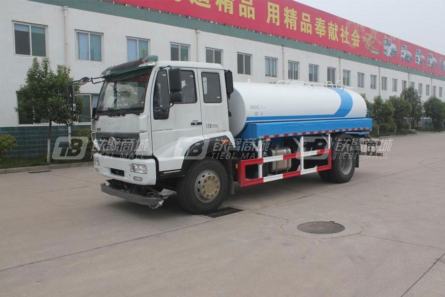 中国重汽斯太尔M5G4×2 洒水车 (H版)