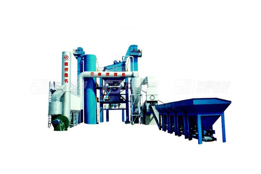 南侨QLB-1500沥青搅拌设备