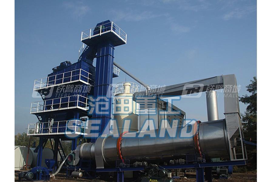 沧田重工LB2000沥青搅拌设备