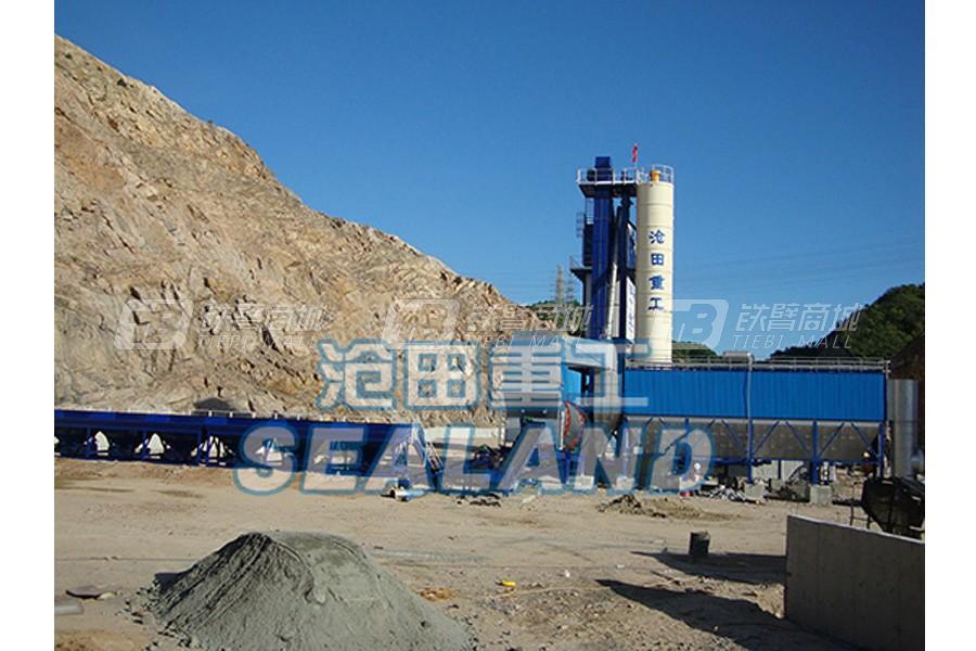 沧田重工LB4000沥青搅拌设备